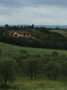 On way to Tuscan Spa