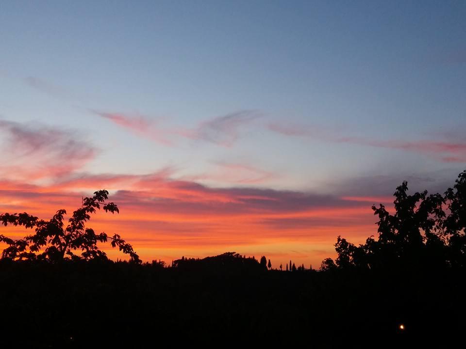 Tuscany Sunsets