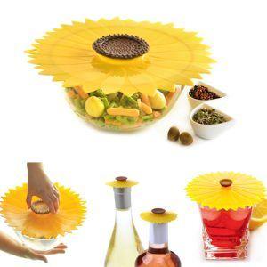 sunflower lids