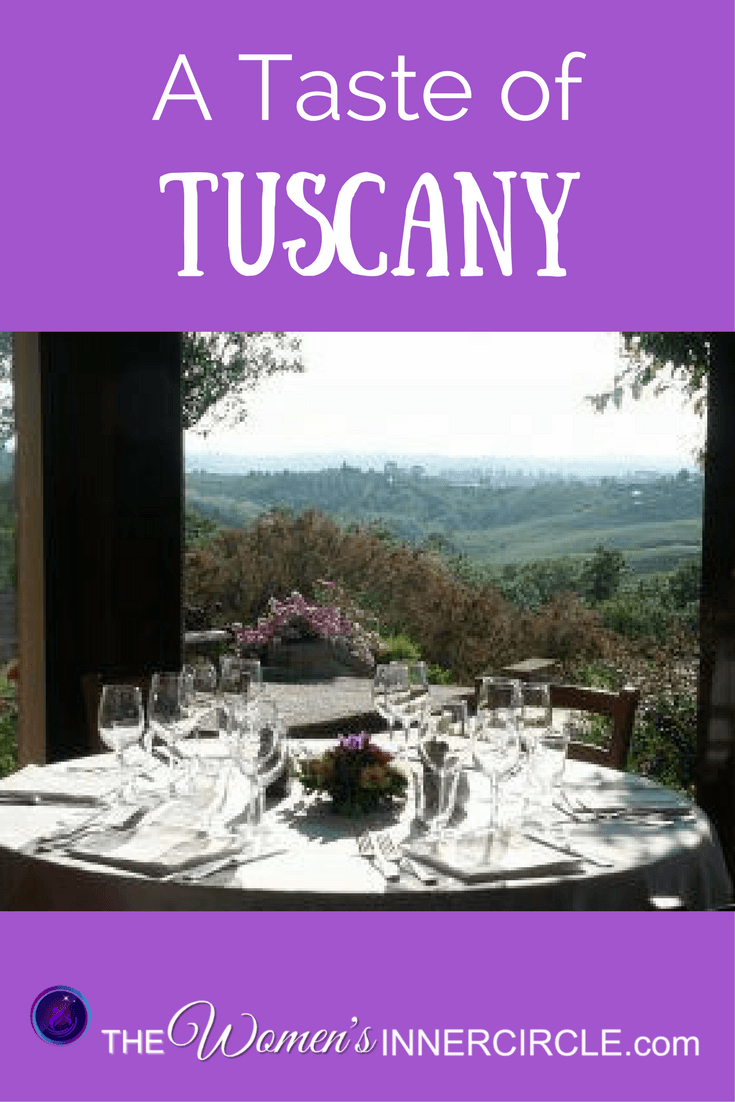 Dining Around in Tuscany is a dream come true. We've got a list of the most popular foods as a starter for you ...