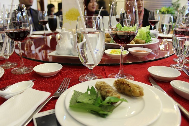 healthier eating when dining out