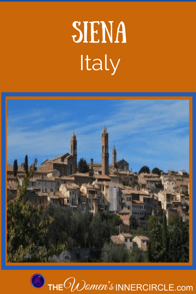 Traveling to Italy? You don't want to miss seeing Siena. There is so much for you to experience in this spectacular area of Tuscany!