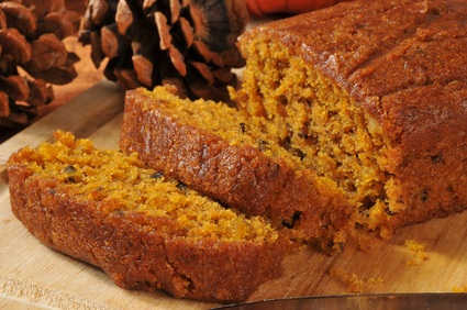 If you are looking for a delicious Pumpkin Bread Recipe for the Holidays, this is a great one! It's so good, we like to have it all year!